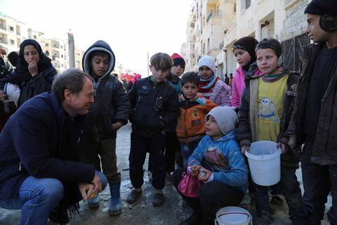 Diary from Aleppo: Amidst the Devastation, the Beginnings of Recovery