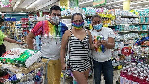 Honduras: 'It's more than putting food on the table for LGBT+ people — it's inclusion'