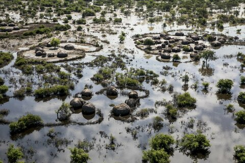 Hunger deepening in South Sudan as floods follow drought and unresolved conflict