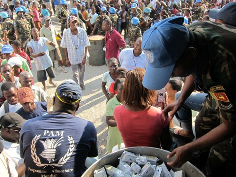 'My life was spared because I arrived late' — Haiti's earthquake 10 years on
