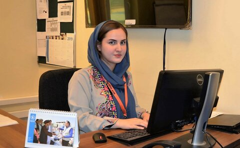 'I feel truly blessed being part of WFP.'