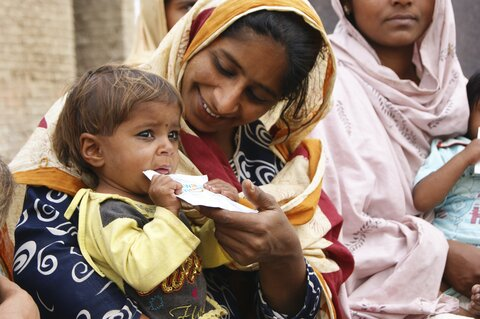 Pakistan — A contradiction of abundance and malnutrition