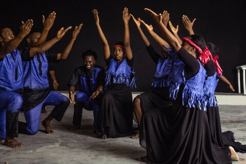 Chorus of disapproval: Conflict in Nigeria's North East faces the music