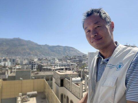 Working from Yemen's Green City