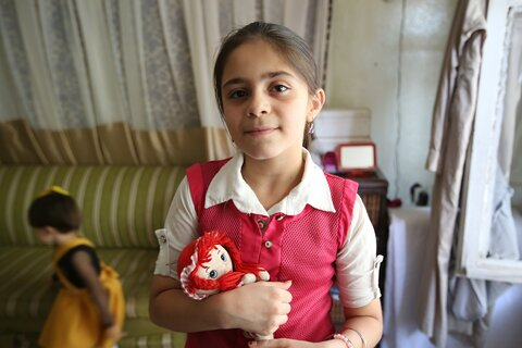 Here's what cash assistance really means to refugee children in Turkey