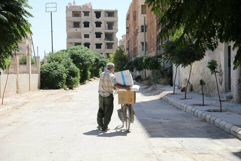 """Syria: """"I thought the worst thing in life was war, but the worst was yet to come"""""""