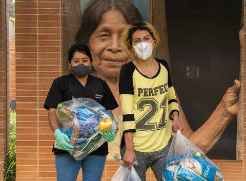 Hunger, coronavirus and the way ahead for Latin America
