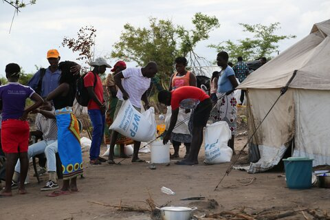 How Mozambicans are picking up the pieces after cyclone Idai