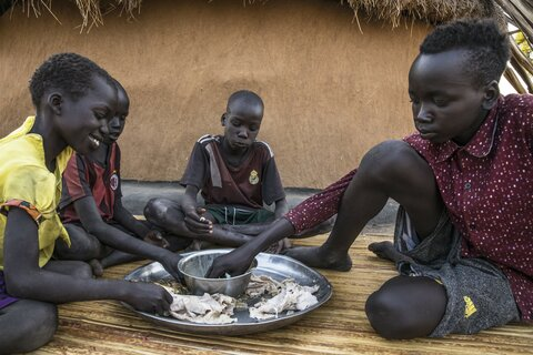 WFP chief warns of 'hunger pandemic' as Global Food Crises Report launched