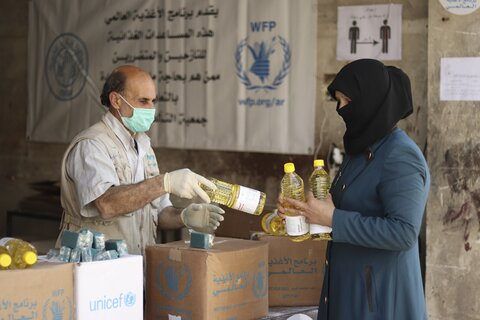 Coronavirus and hunger: WFP ready to assist largest number of people ever