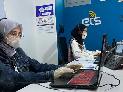The coronavirus hotline for Libyans that is inundated with calls