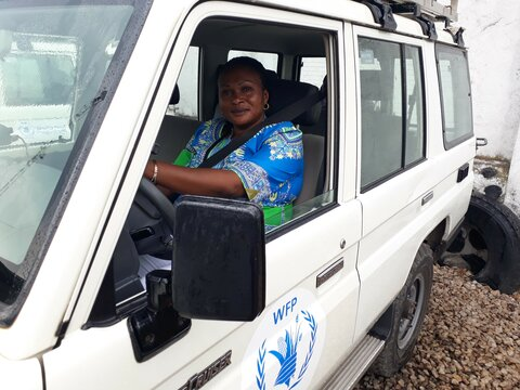 Chantal: Why I became a WFP driver