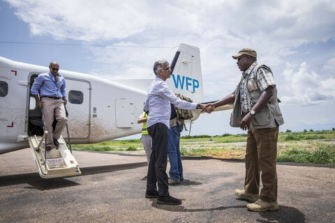 Ten fast facts you may not know about the United Nations' humanitarian airline in South Sudan