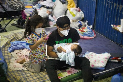 Tropical cyclone Amanda compounds coronavirus-hit El Salvador's problems