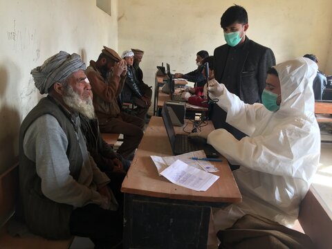 A hunger crisis beckons as Afghans reel from the impact of coronavirus