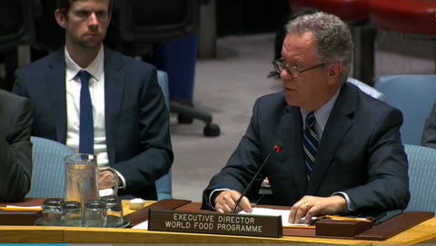 World Food Programme (WFP) Executive Director briefs UN Security Council on situation in Yemen