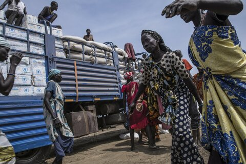 Against all the odds: Getting through to people in need in South Sudan