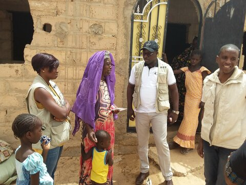 Vouchers to fight food insecurity in northern Senegal