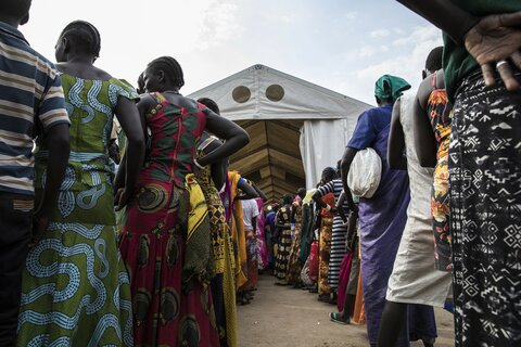 War on hunger grinds on amid glimmers of peace in South Sudan