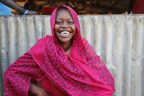 How food cards empower refugee women like Khamisa in Sudan