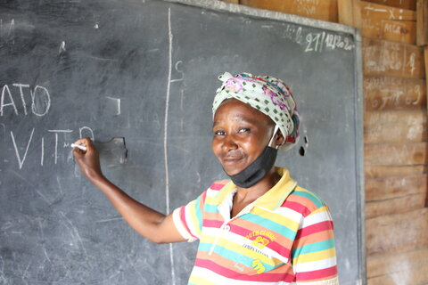 Class act: Adult literacy training changes lives in the Democratic Republic of Congo