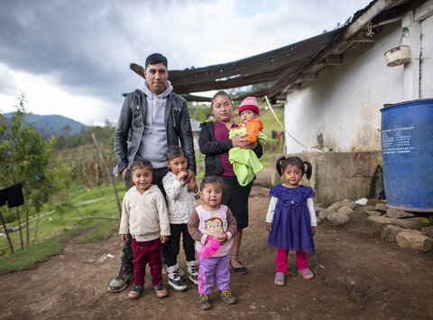 Revisiting Eunice: WFP and Guatemala take nutrition to babies