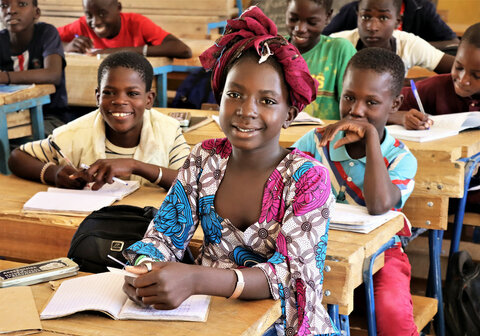 WFP school meals in Mali are a boost for children and the local economy