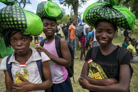 UN agencies: Restore school meals or 'risk losing a whole generation'
