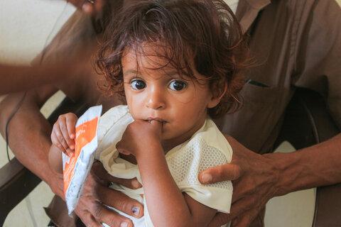 World Food Programme warns of worsening famine in Yemen