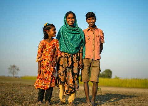 How flood insurance empowers people facing extreme weather in Bangladesh