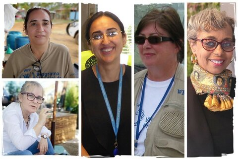 Choosing to challenge: Women of the World Food Programme