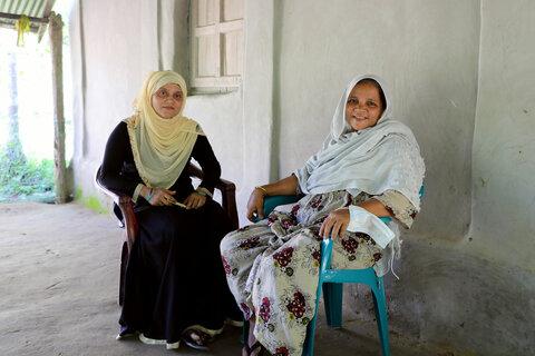 The grandmother inspiring women and girls to dream big Bangladesh