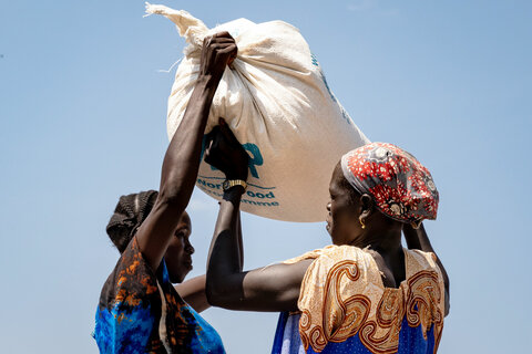 Famine alert: Hunger, malnutrition and how WFP is tackling this other deadly pandemic