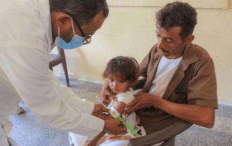 Yemen: Famine around the corner, says World Food Programme