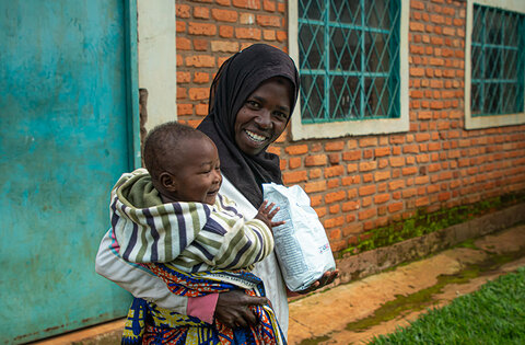 World Health Day: 'People in Burundi know they are hungry but not that they suffer malnutrition'