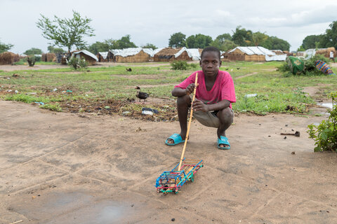 Mozambique: UNICEF and WFP assess malnutrition in Cabo Delgado
