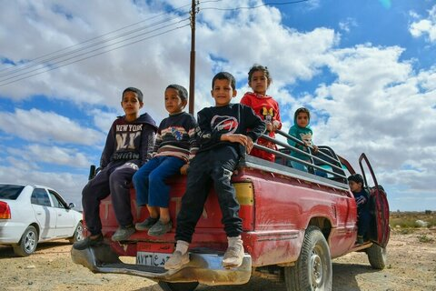 Egypt: How families in a remote village built a community school