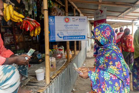 Asia and the Pacific: WFP's Covid-19 response one year on