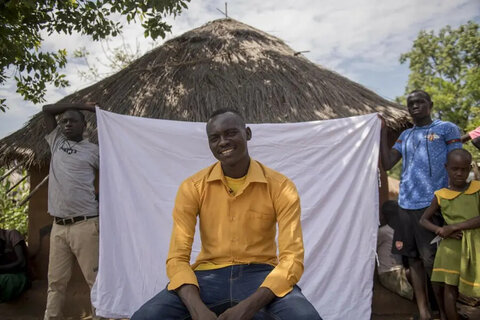 The South Sudanese storyteller: This is what life is really like for refugees