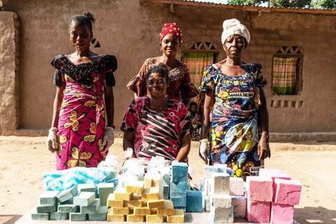 DRC: How soap-making is bursting the bubble for conflict
