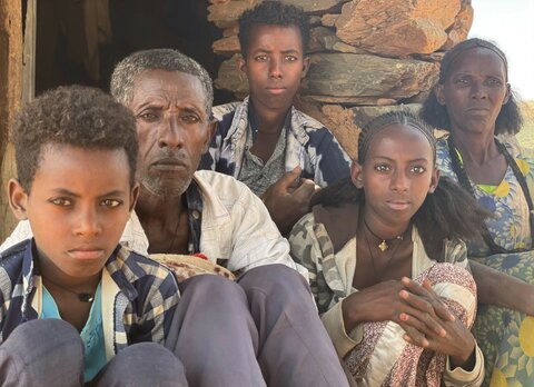 'We want to stay alive': One mother's tale of the humanitarian crisis unfolding in Ethiopia