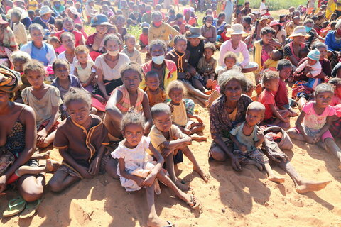 Don't look the other way: Madagascar in the grip of drought and famine