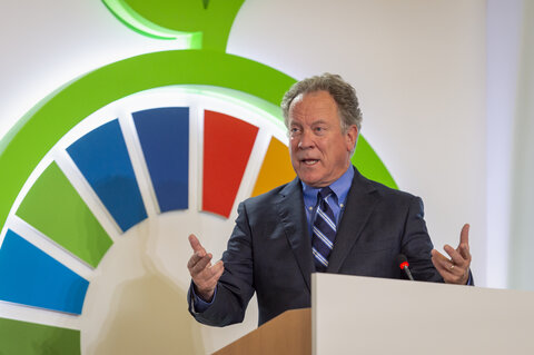 Consider the huge cost of NOT funding school meals, urges WFP chief