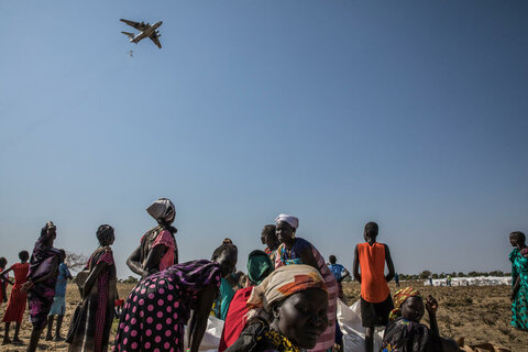 Humanitarian airdrops: Light at the end of the tunnel