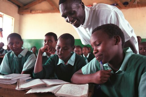 How school meals fed a future Olympian