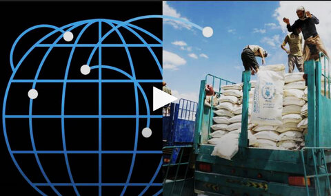VIDEO: WFP and Palantir partner to tackle Covid-19 and world hunger