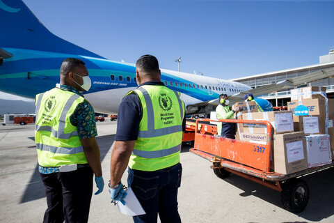 Vital air service delivers life-saving assistance during COVID-19 pandemic