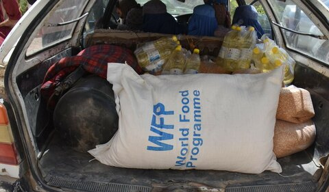 Afghanistan: WFP continues to deliver as winter and humanitarian crisis loom