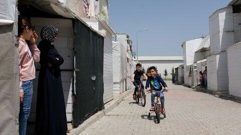 A Syrian family's new life inTurkey