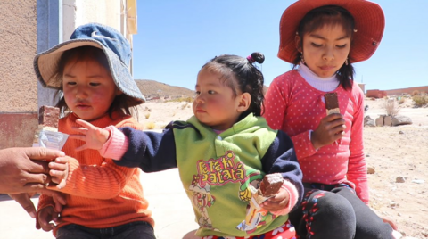 Unstoppable: The indigenous women producing quinoa bars amid drought and the coronavirus pandemic in Bolivia